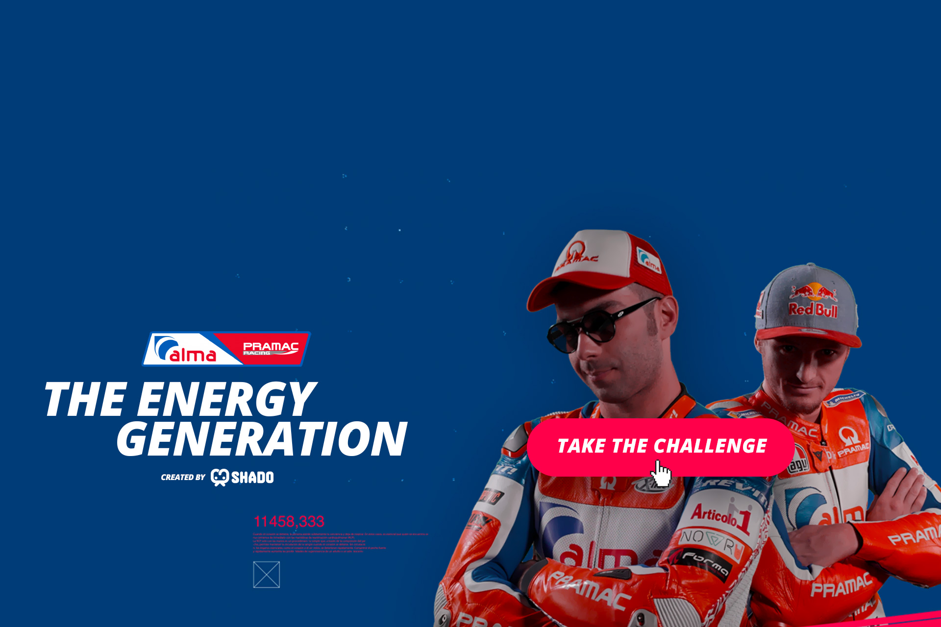 Alma Pramac Racing E Shado Lanciano La Community Interattiva Energy