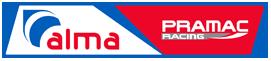 Alma Pramac Racing Logo
